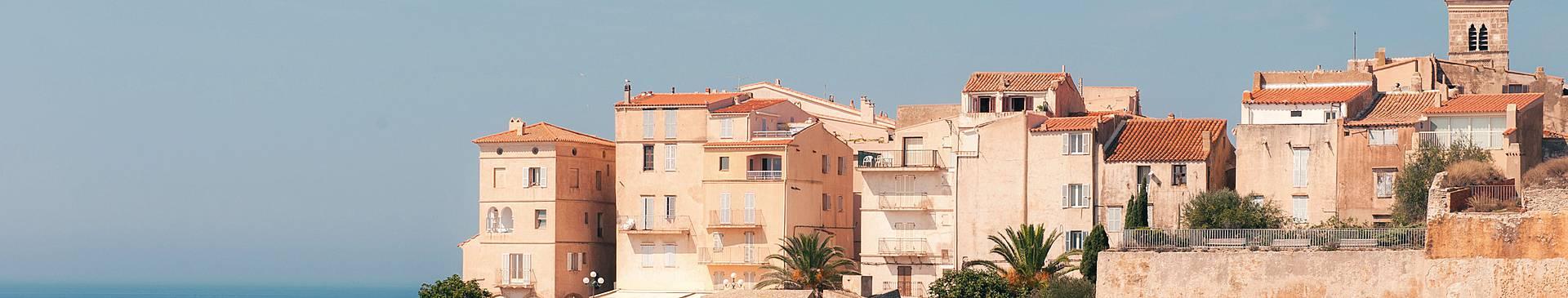 Eine Woche nach Korsika