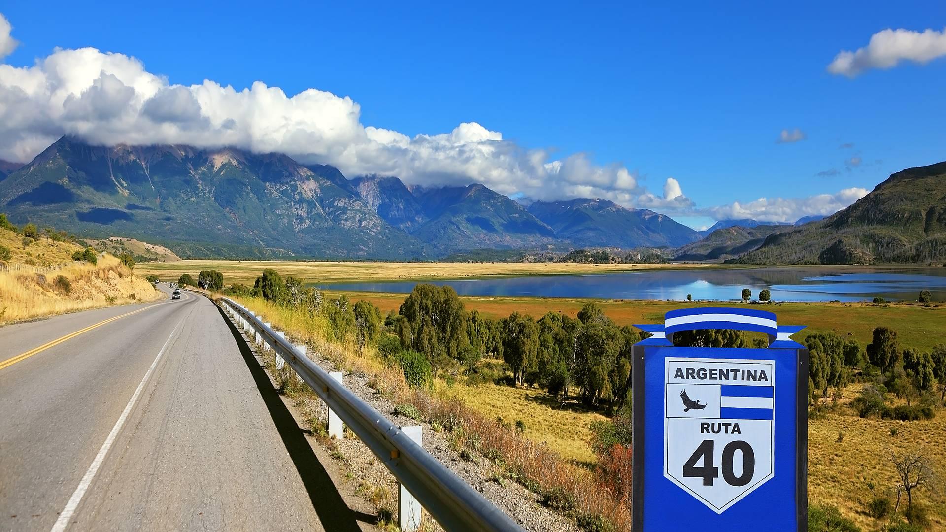 La Ruta 40 percorso sud