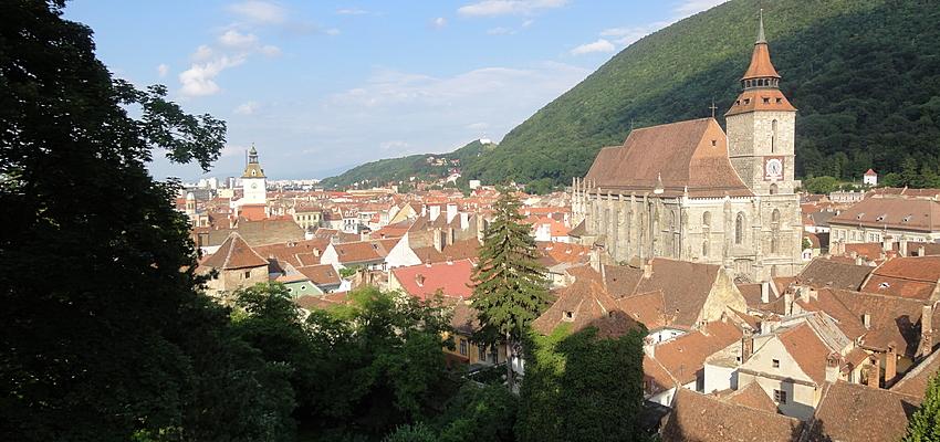 La Iglesia Negra de Brasov, una joya gótica de Transilvania