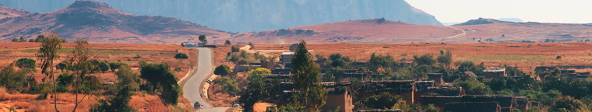 Rutas en coche por Madagascar