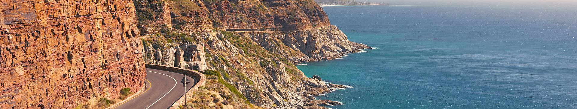Rutas en coche por Sudáfrica