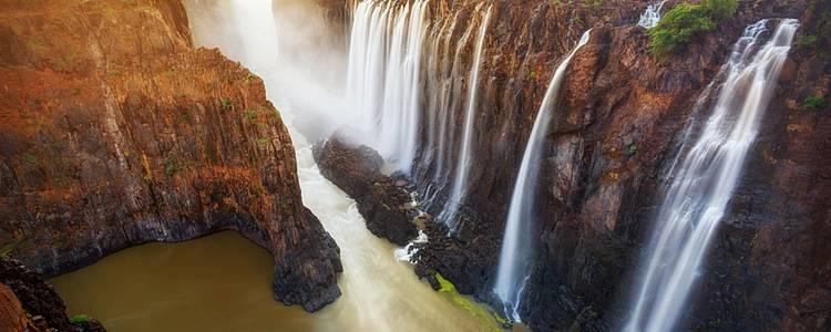 Von Kapstadt zu den Viktoria Falls
