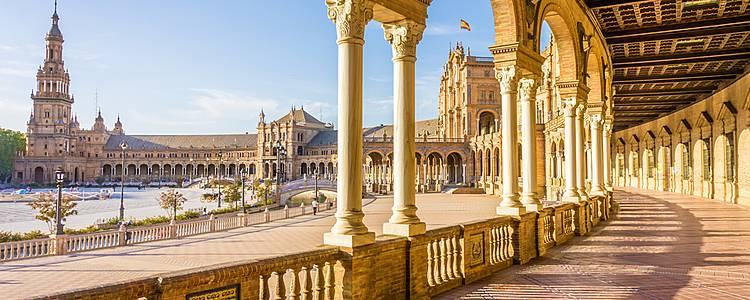 Spanish cities escape