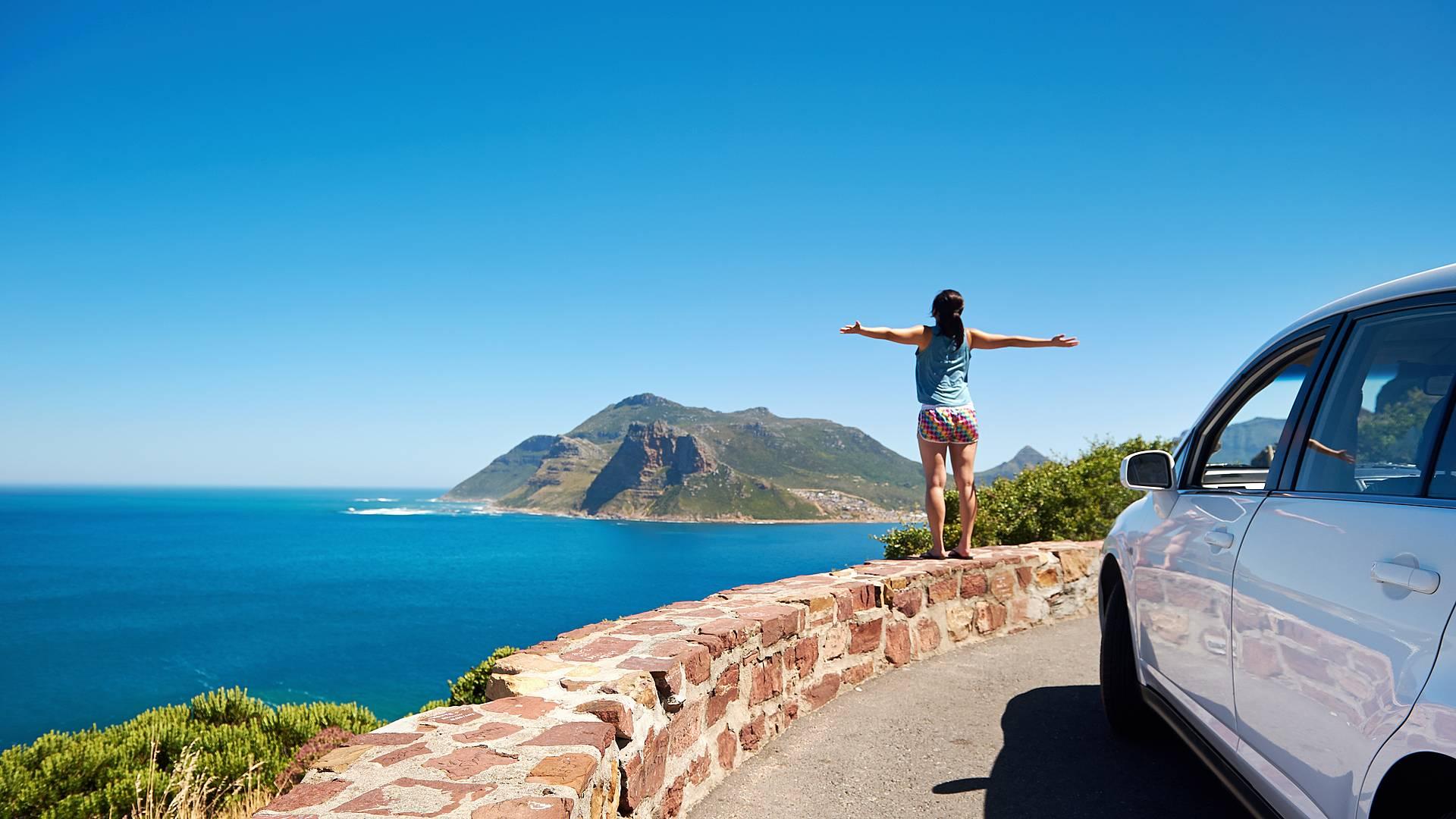 Naturaleza salvaje en coche de alquiler: Kruger, Suazilandia, St. Lucia y Ciudad del Cabo