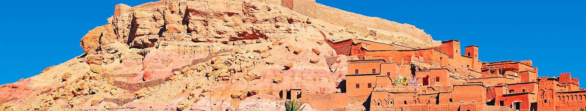 Eine Woche nach Marokko