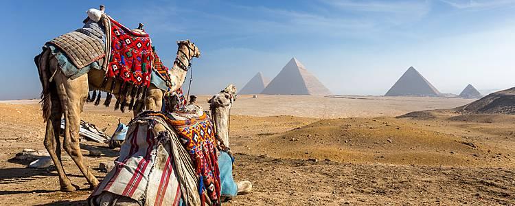 Maravillas de El Cairo y crucero desde Luxor hasta Asuán