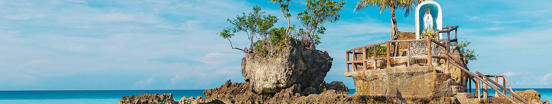 Découverte des îles des Philippines