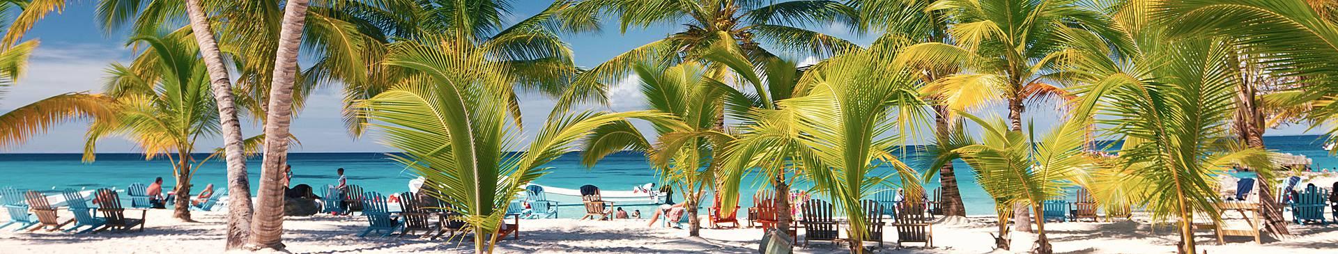 Découverte des îles de République Dominicaine