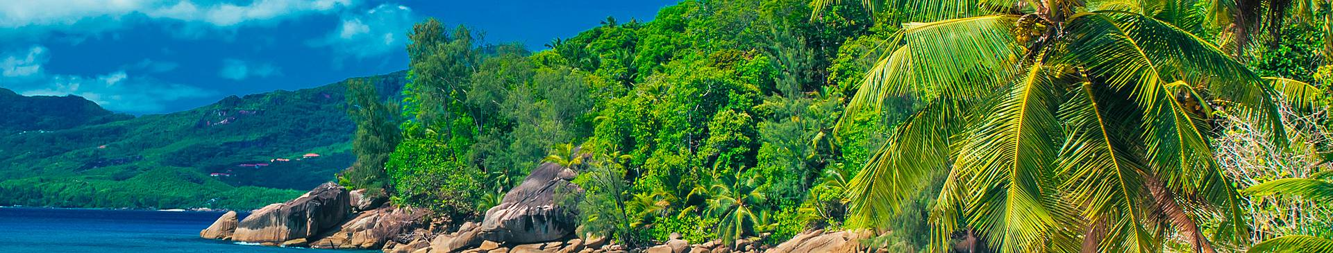 Découverte des îles des Seychelles
