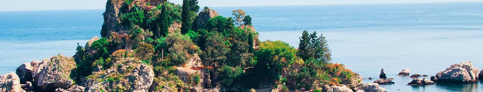 Découverte des îles de Sicile