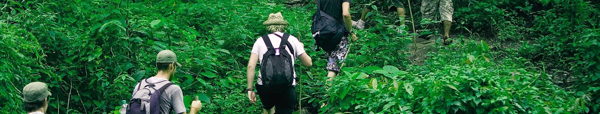Thaïlande avec un guide