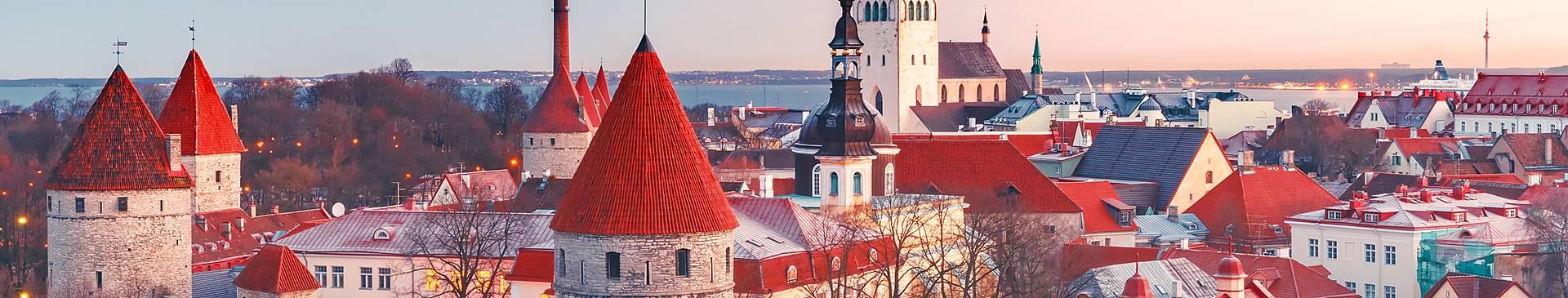 Eine Woche in die Baltischen Staaten