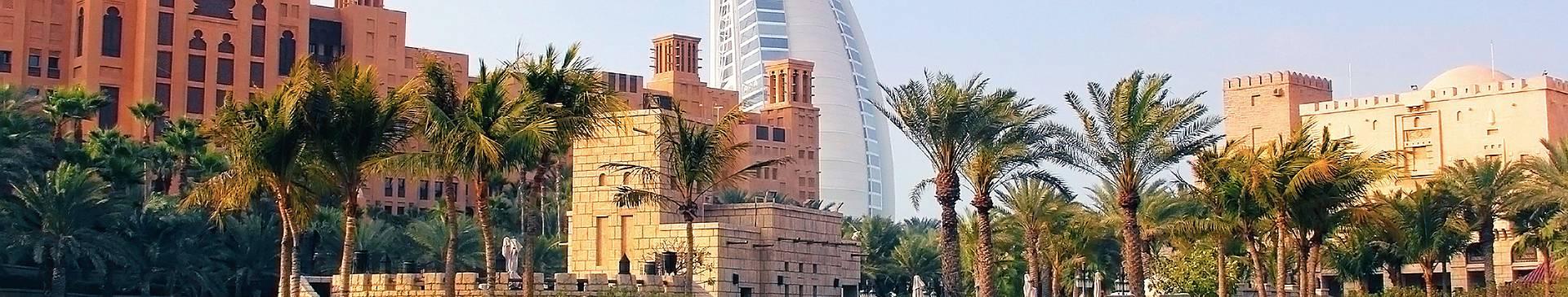 Eine Woche nach Dubai