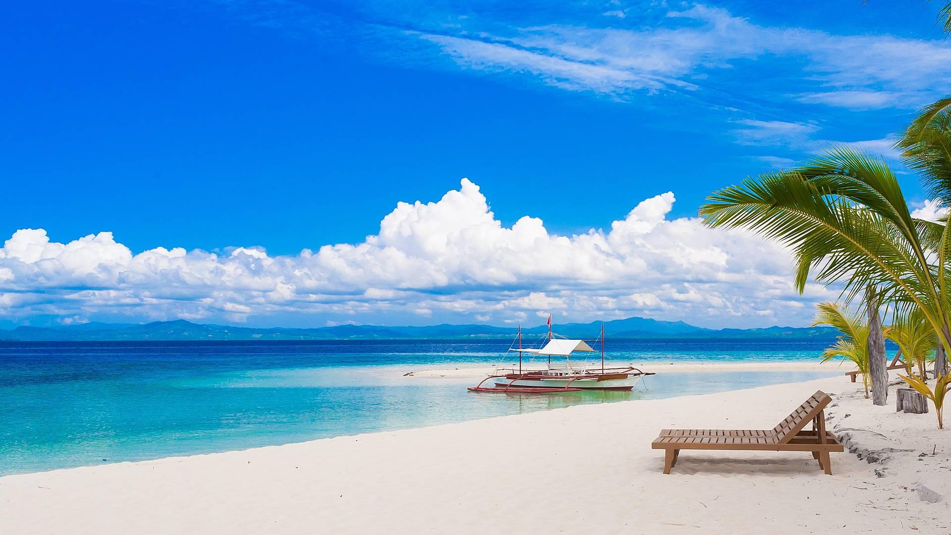 Escapada romántica a la isla de Palawan