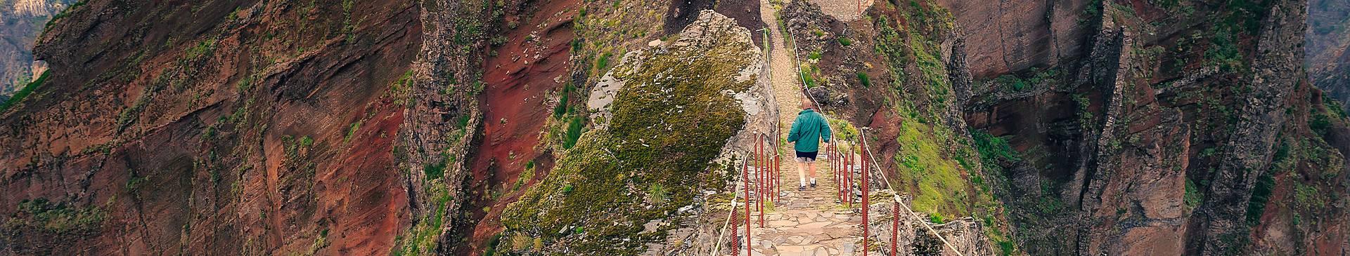 Trek et randonnée à Madère