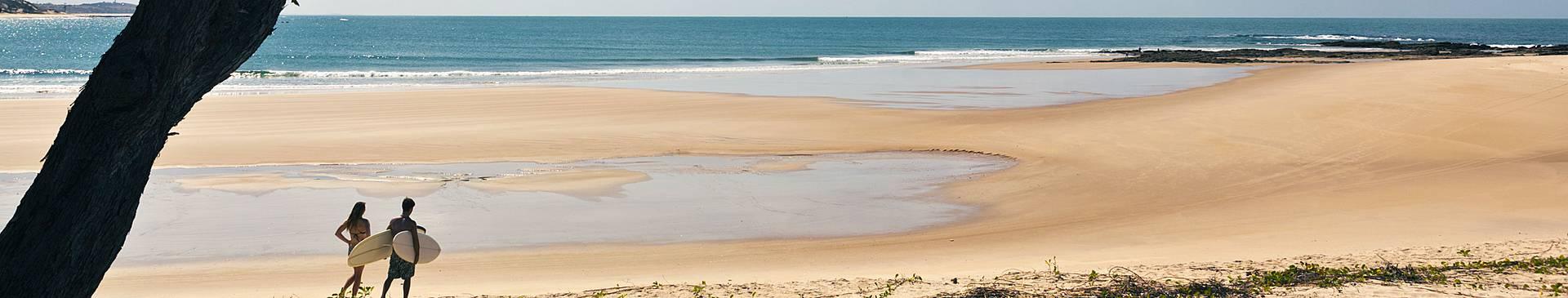 Voyage de noces au Mozambique