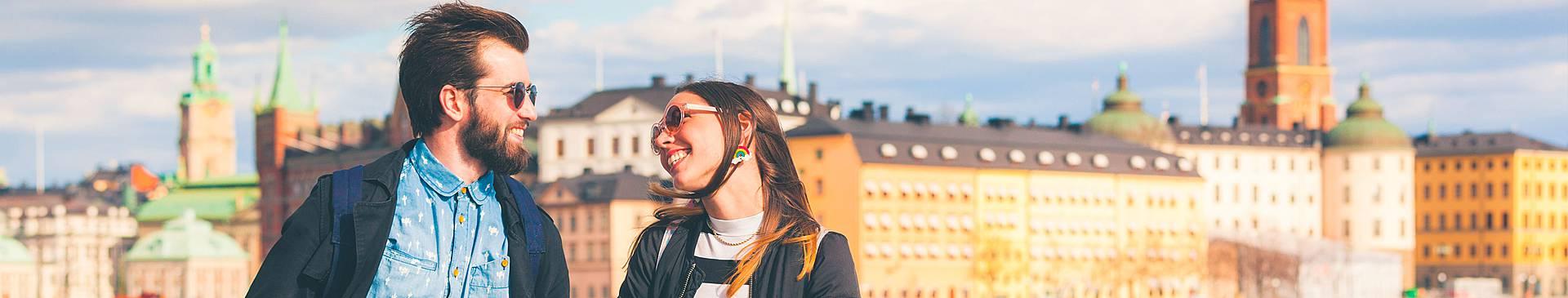 Voyage de noces en Suède