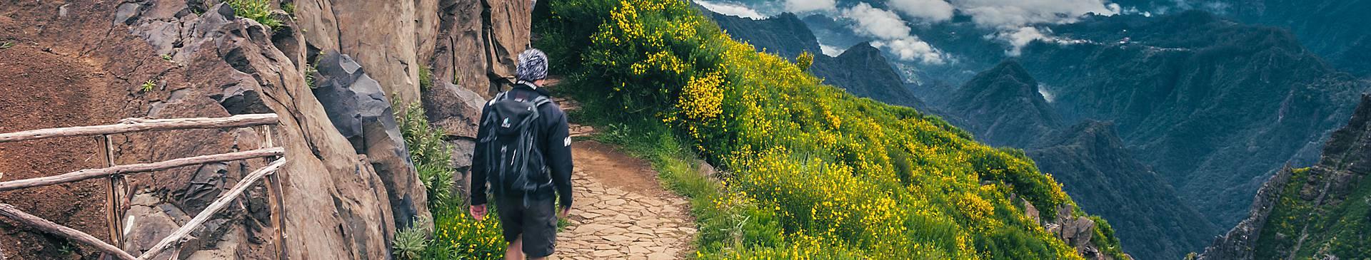 Eine Woche nach Madeira