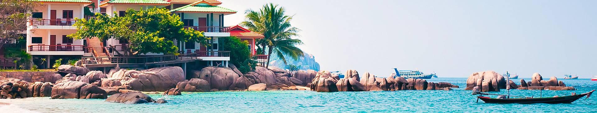 Eine Woche nach Thailand