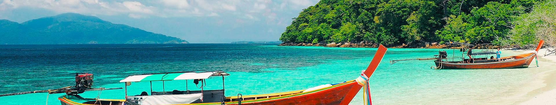 Strand und Meer Thailand Reisen