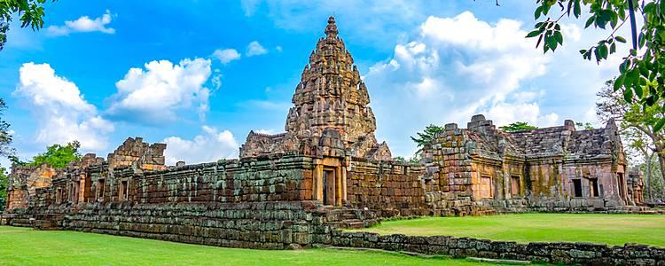 Volg de machtige Mekong