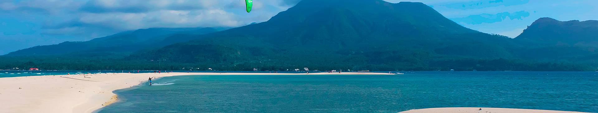 Strand und Meer Philippinen Reisen