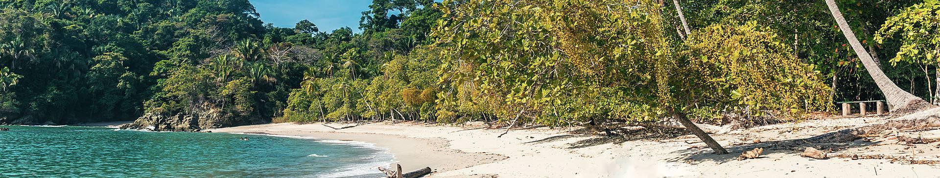 Strand und Meer Costa Rica Reisen
