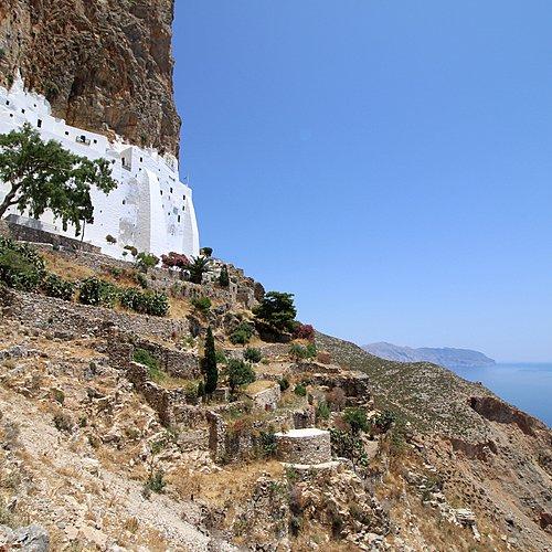 Santorin/Amorgos : Sur les traces du Grand Bleu -