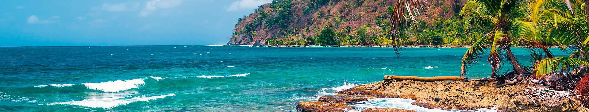 Strand und Meer Panama Reisen