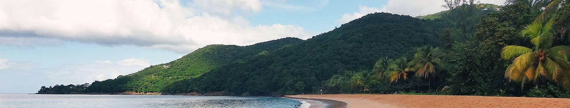 Strand und Meer Guadeloupe Reisen