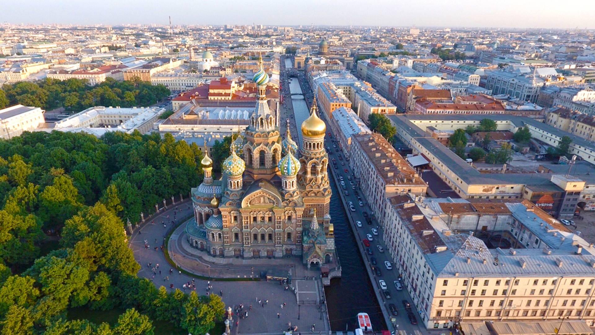 Découverte de Saint-Pétersbourg et sa culture