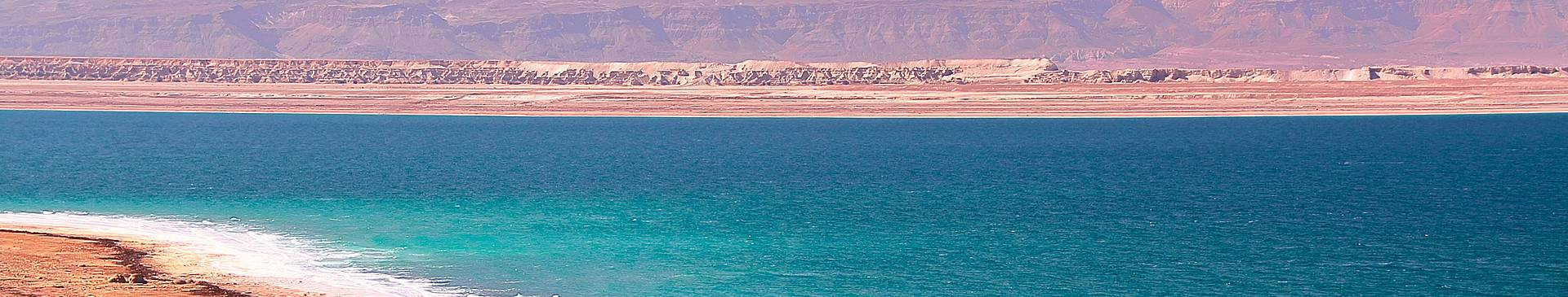 Strand und Meer Jordanien Reisen