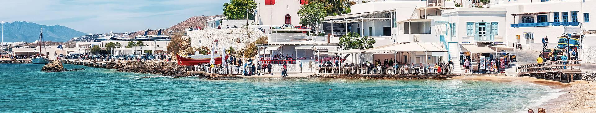 Strand und Meer Griechenland Reisen