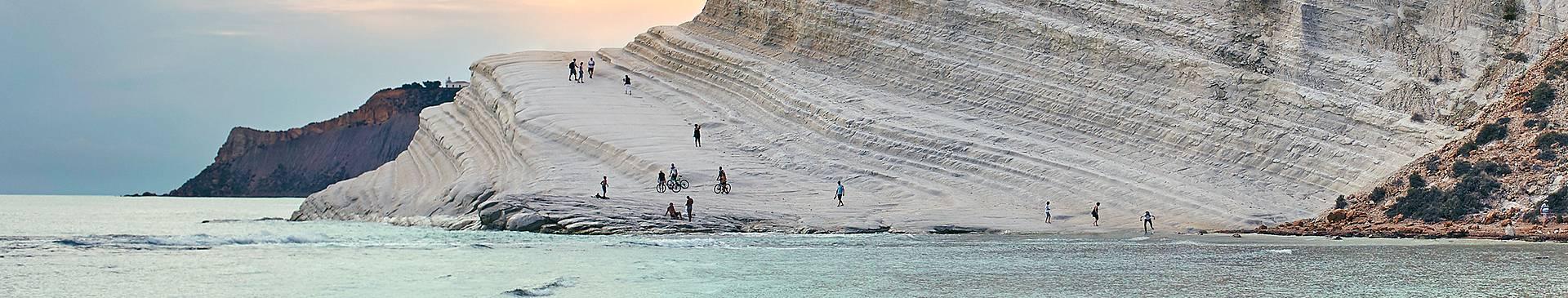 Strand und Meer Sizilien Reisen