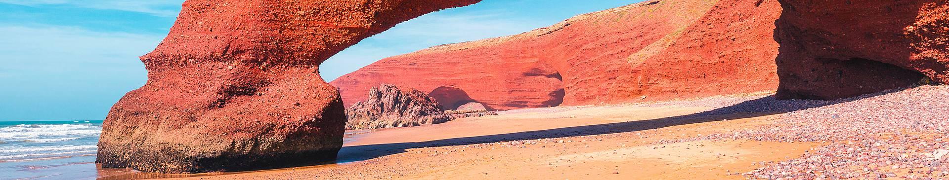 Strand und Meer Marokko Reisen