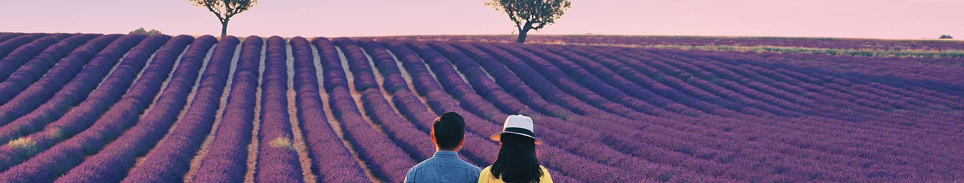 Romantic getaways in France