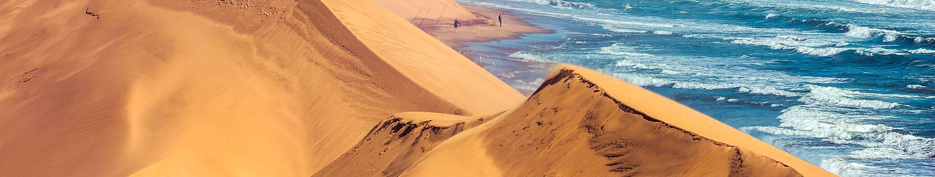 Strand und Meer Namibia Reisen