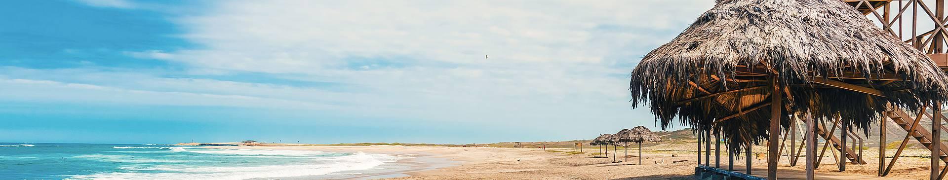 Strand und Meer Ecuador Reisen