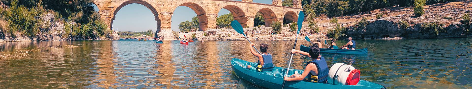 Adventure travel in France