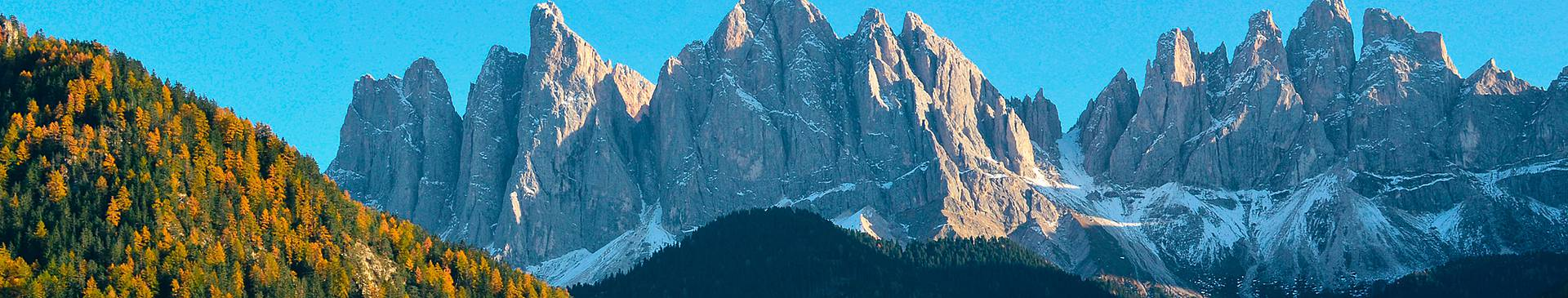 Fall in Italy