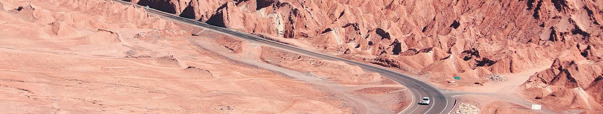 Mietwagenrundreisen Chile