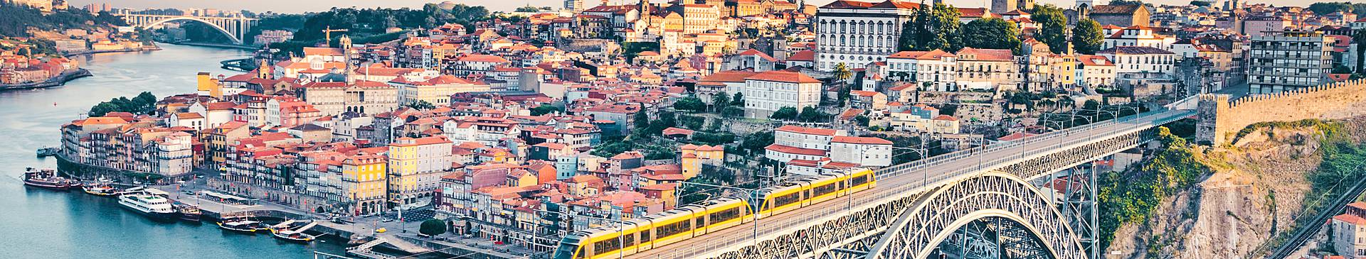 Train Tours in Portugal