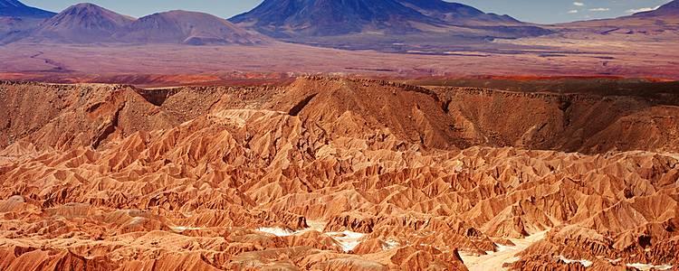 D'un extrême à l'autre, Atacama et Patagonie