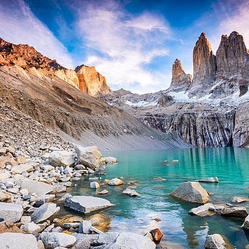 La Patagonie chileno-argentine - Santiago du Chili -
