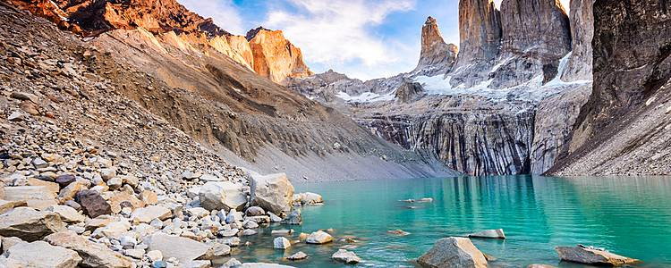 La Patagonie chileno-argentine