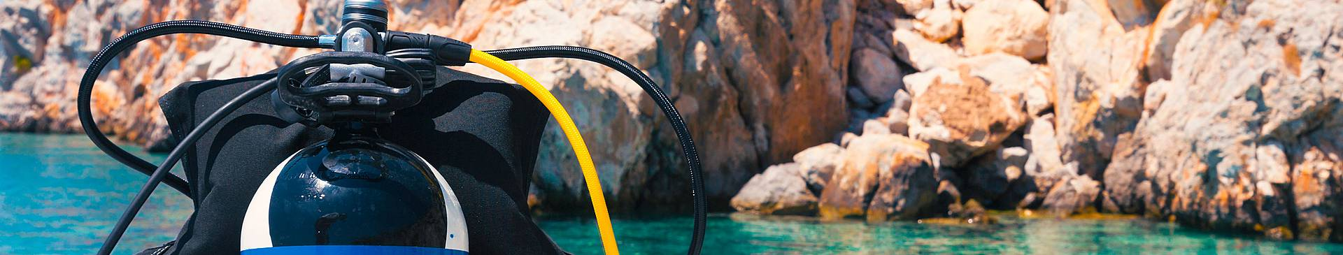 Diving in Spain