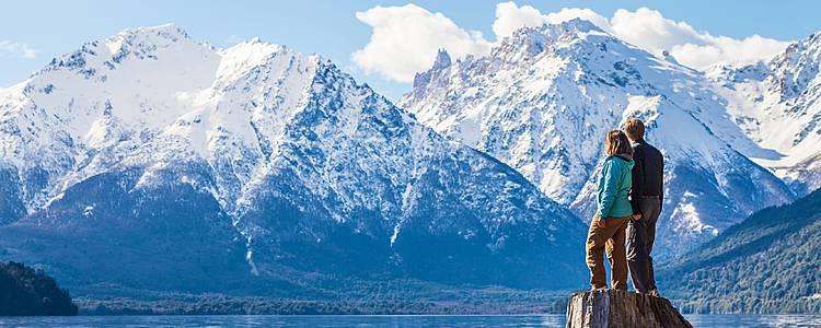 Aventura, romance y crucero por la Patagonia