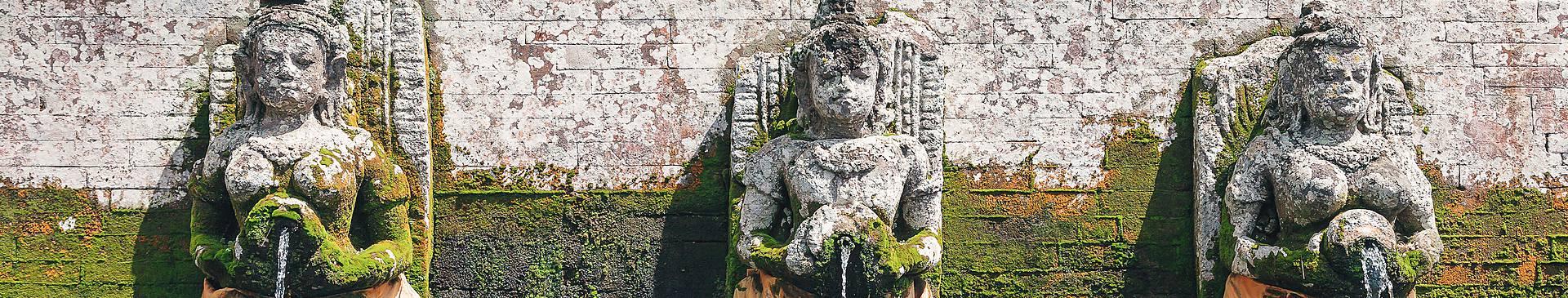 Drei Wochen nach Bali