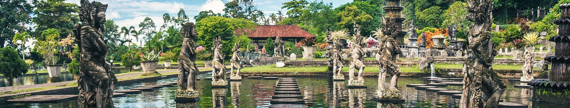 Zwei Wochen nach Bali