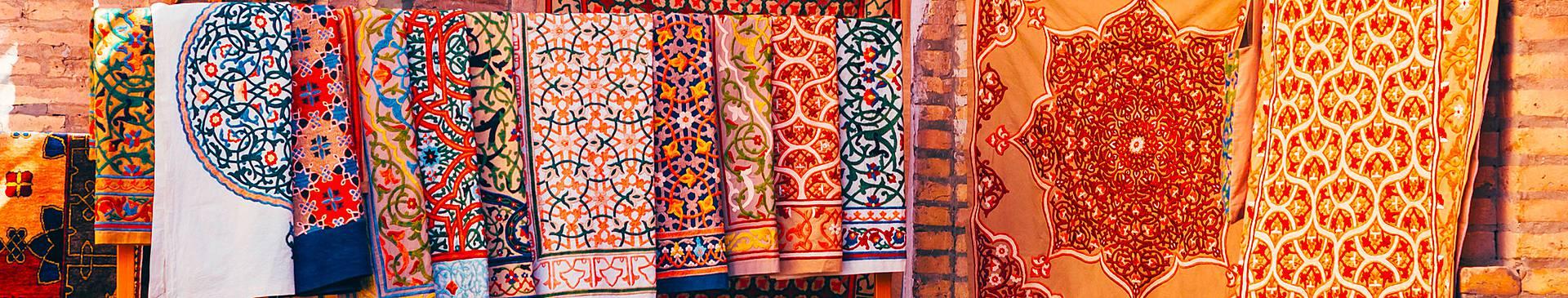 Zwei Wochen nach Usbekistan
